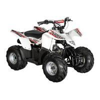 Quad enfant HYTRACK HY100 SX