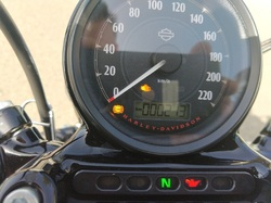 Harley Davidson 1200 FORTY EIGHT SPECIAL 200kms
