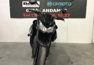 KAWASAKI Z1000 BLACK EDITION