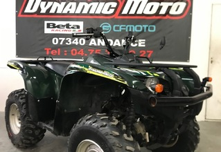 YAMAHA 550 GRIZZLY 1ERE MAIN