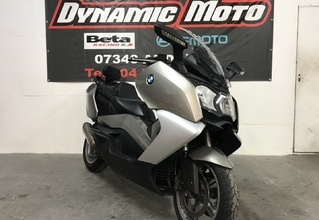 Bmw c650gt c 650 gt 2012