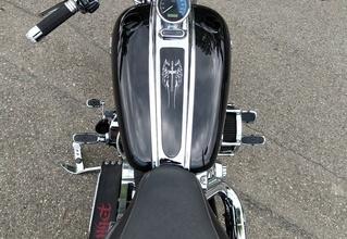 Harley Davidson Softail Rocker full prépa