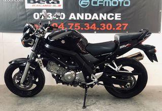 Suzuki sv 650 n eligible a2
