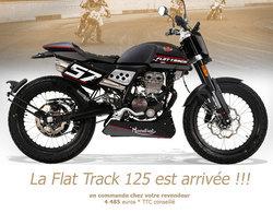 FB.MONDIAL 125 FLAT TRACK