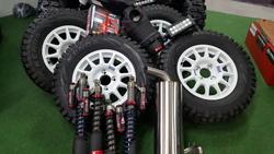 Préparations moteur et châssis à la carte